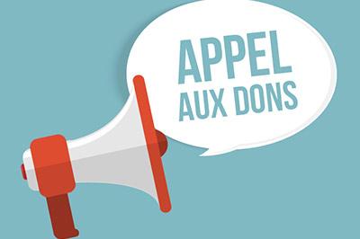 Collecte départementale 2019 : aidez-nous à agir !