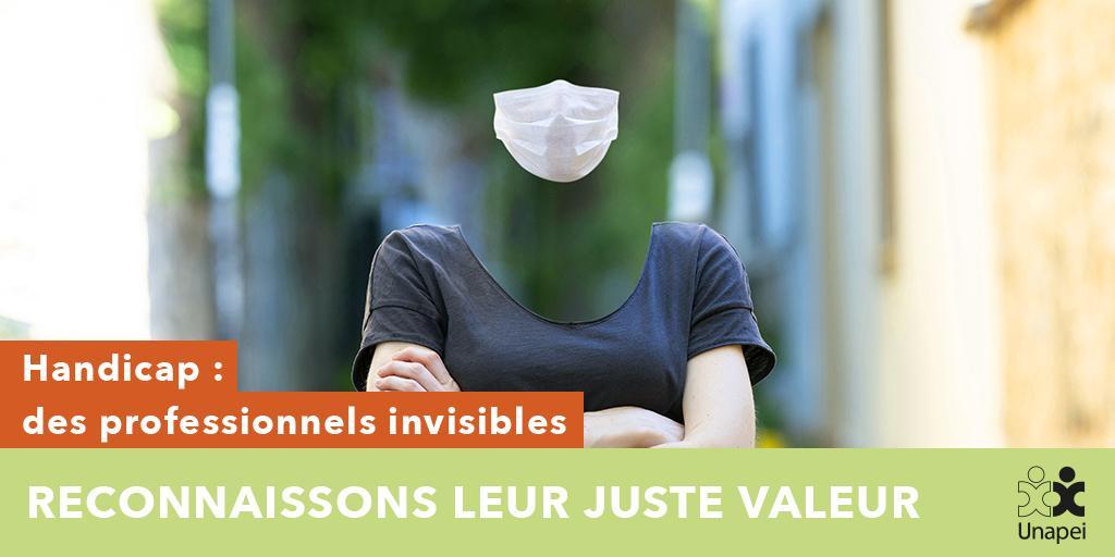 Une valorisation du personnel Médico-Social, «Pour que nos Mercis deviennent visibles»